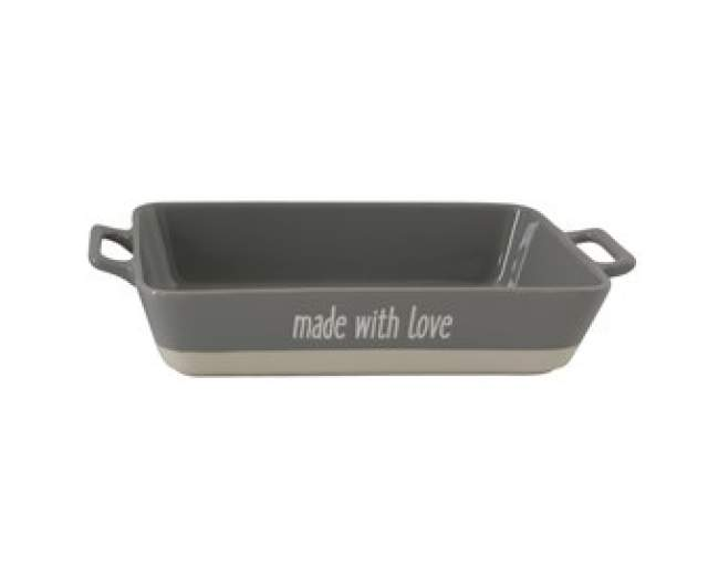 Made With Love Baking Dish