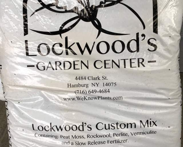 Lockwood's Potting Mix 2 cu ft